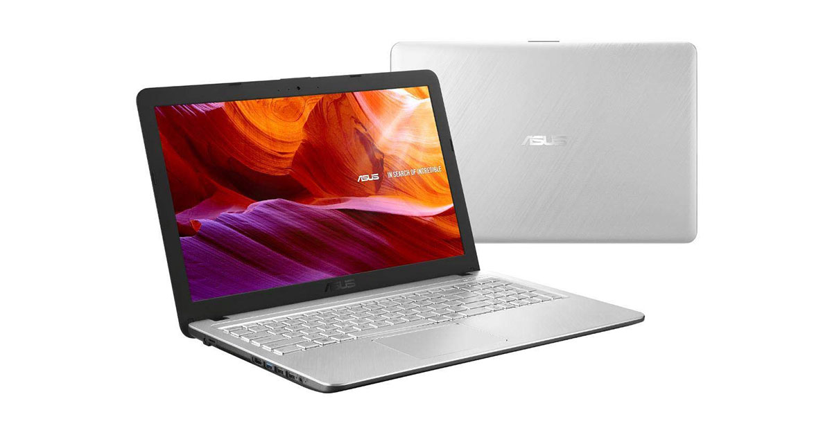 Notebook Asus black friday
